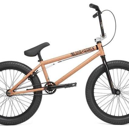 """Kink 2020 Kink Curb 20"""" Gloss Cantaloupe Splatter Bike"""
