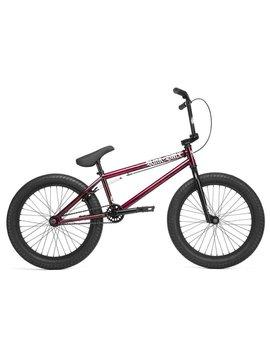 "Kink 2020 Kink Curb 20"" Gloss Smoked Red Bike"