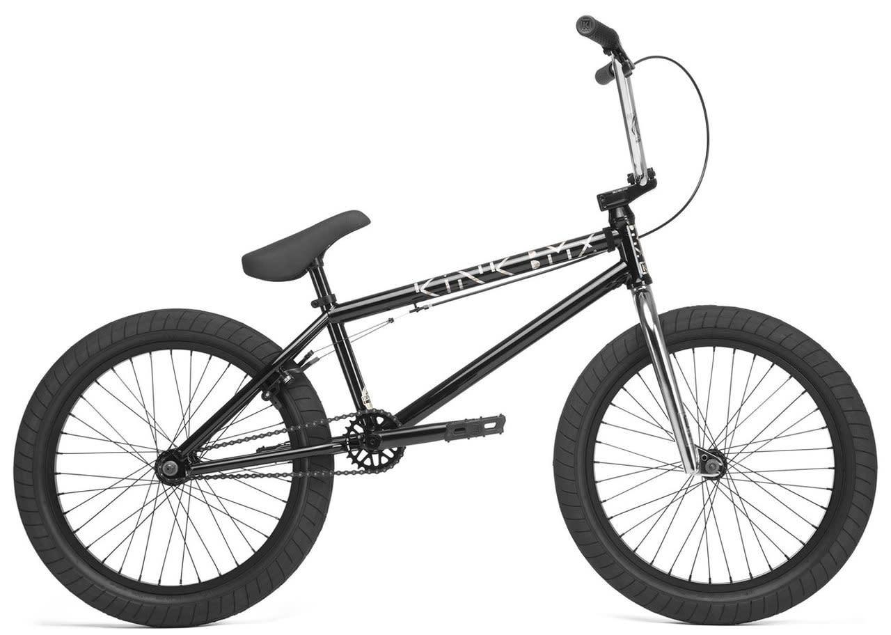 "Kink 2020 Kink Launch 20.25"" Gloss Black Bike"