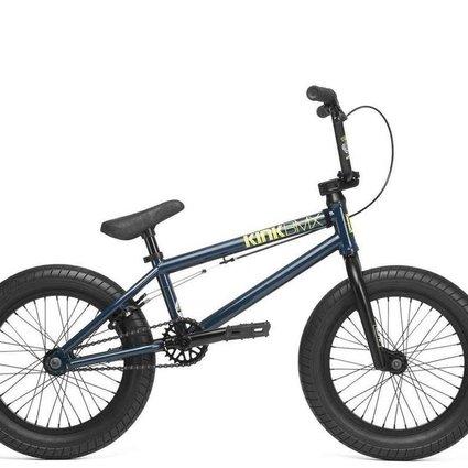 """Kink 2020 Kink Carve 16"""" Gloss Dusk Navy Bike"""