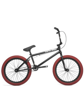 "Kink 2020 Kink Gap Freecoaster 20.5"" Matte Black Bike"