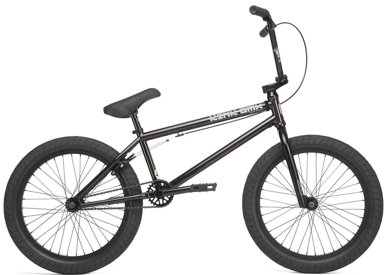 "Kink 2020 Kink Gap XL 21"" Gloss Trans Black Bike"