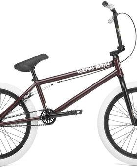 """Kink 2020 Kink Gap XL 21"""" Gloss Trans Maroon Bike"""