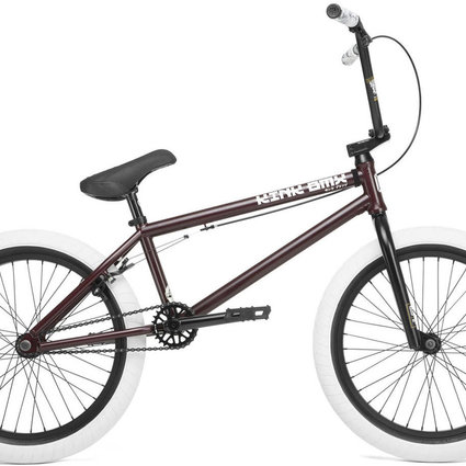 "Kink 2020 Kink Gap XL 21"" Gloss Trans Maroon Bike"