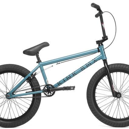 "Kink 2020 Kink Whip XL 21"" Matte Dusk Turquoise Bike"