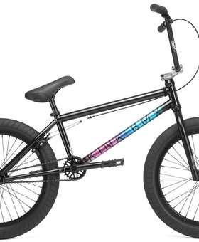 "Kink 2020 Kink Whip 20.5"" Gloss Black Fade Bike"
