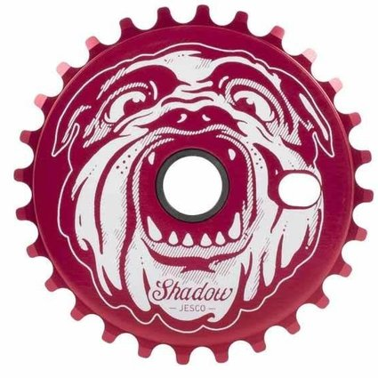Shadow Conspiracy Shadow Conspiracy Jesco 25T Sprocket Crimson Red