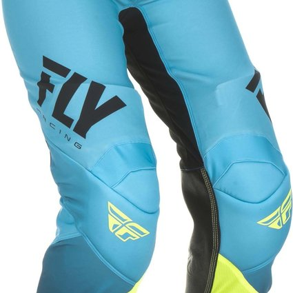 Fly Racing 2019 Fly Racing Lite Race Women Blue/Hi-Vis Size 22 Pant