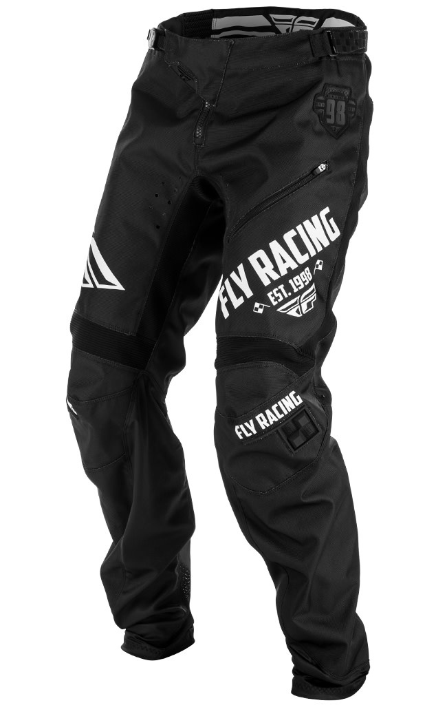 Fly Racing 2018 Fly Racing Bicycle Black Size 30 Pants