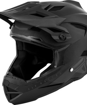 Fly Racing 2019 Fly Racing Default Matte Black/Grey Helmet
