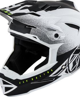 Fly Racing 2019 Fly Racing Default Matte White/Black Helmet