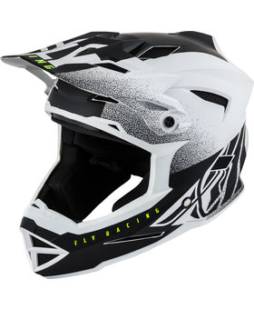 Fly Racing 2019 Fly Racing Default Matte White/Black Helmet
