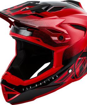 Fly Racing 2020 Fly Racing Default Red/Black Helmet