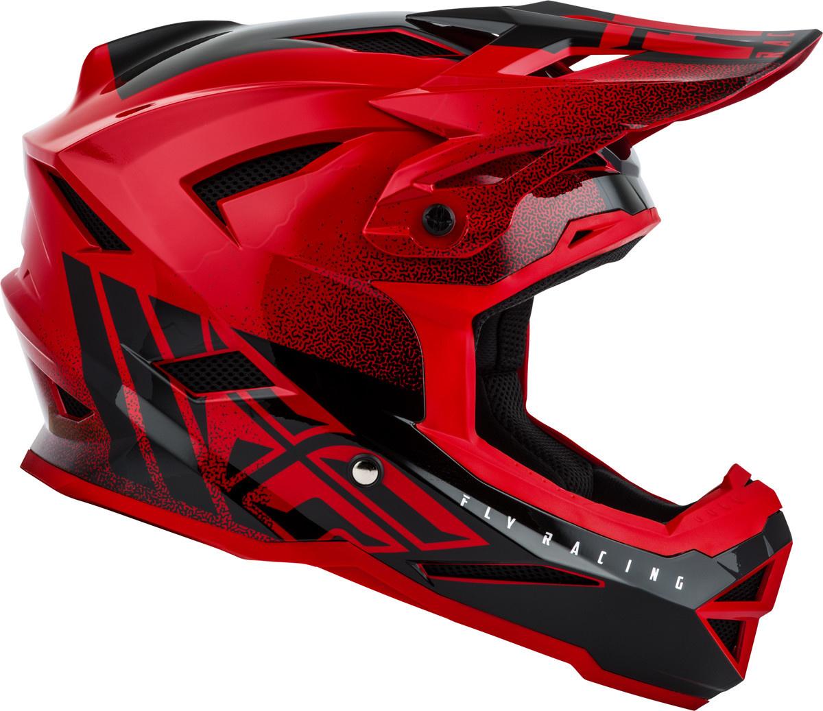 Fly Racing Fly Racing Default Red/Black Helmet