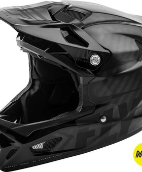 Fly Racing 2019 Fly Racing Werx Mips Imprint Black Carbon Med Helmet