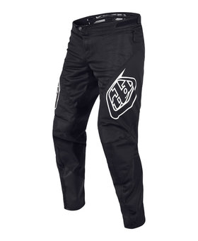 Troy Lee Designs Troy Lee Sprint Black Youth Size 26 Pants