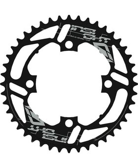 Insight Insight 4-Bolt Black Chainring