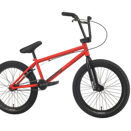 "Sunday 2020 Sunday Blueprint 20"" Matte Red Bike"