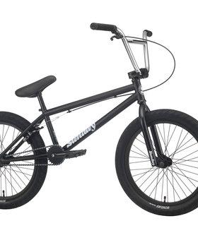 "Sunday 2020 Sunday Blueprint 20.5"" Matte Black & Chrome Bike"
