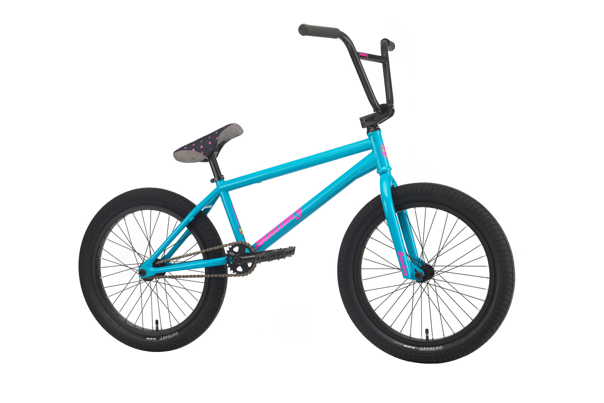 """Sunday 2020 Sunday Forecaster 20.5"""" Gloss Ocean Blue Bike (Ross)"""