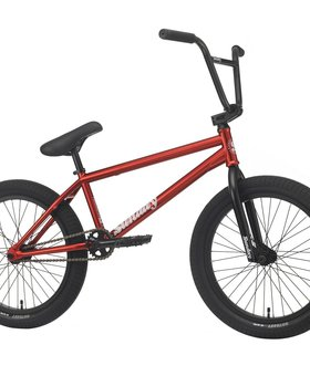 "Sunday 2020 Sunday Forecaster 20.75"" Candy Red Bike (Silva)"