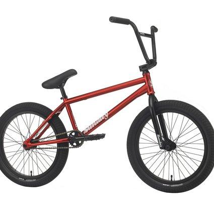 """Sunday 2020 Sunday Forecaster 20.75"""" Candy Red Bike (Silva)"""
