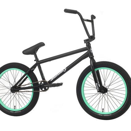 "Sunday 2020 Sunday Forecaster 20.75"" Matte Black Bike (Siemon)"