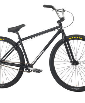 "Sunday 2020 Sunday High C 29"" Gloss Black Bike"
