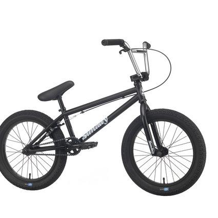 "Sunday 2020 Sunday Primer 18"" Matte Black Bike"