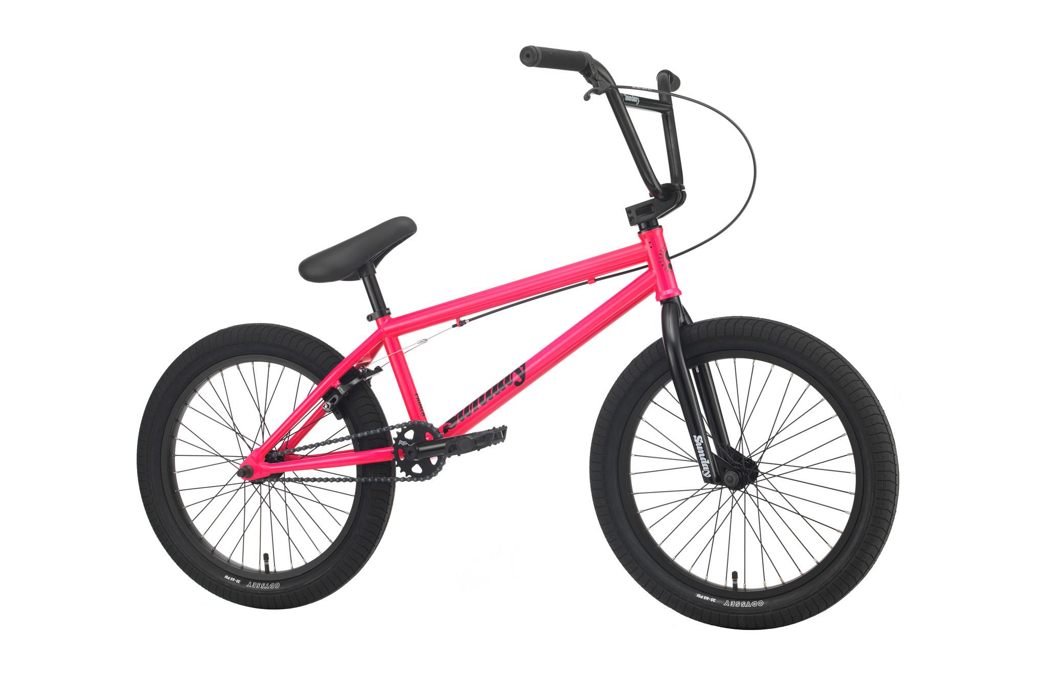 "Sunday 2020 Sunday Primer 20.5"" Gloss Hot Pink Bike"