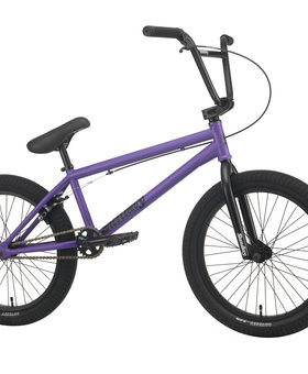 "Sunday 2020 Sunday Scout 21"" Matte Grape Soda Bike"