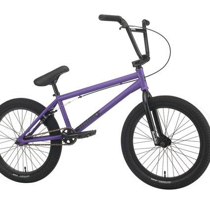 """Sunday 2020 Sunday Scout 21"""" Matte Grape Soda Bike"""