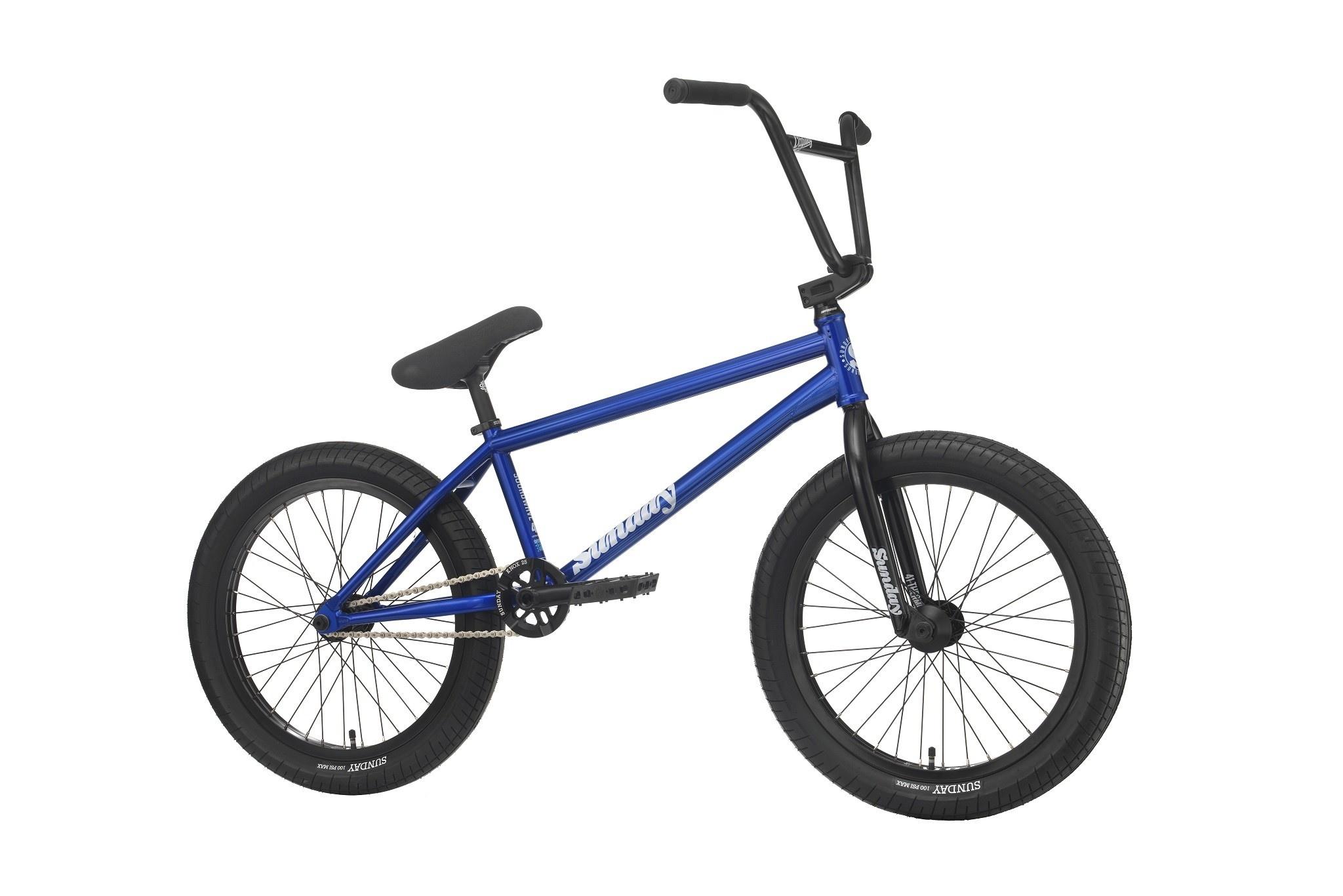 Sunday 2020 Sunday Soudwave Special 21' Candy Blue RHD Bike
