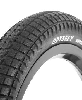 """Odyssey 20x2.45"""" Odyssey Aitken Dual Black Tire"""
