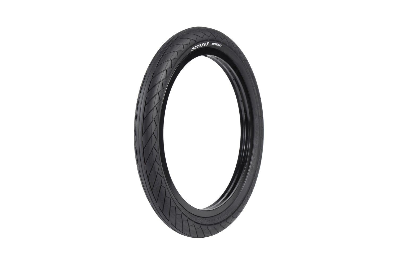 """Odyssey 20x2.40"""" Odyssey Dugan Tire Black"""