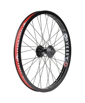 Odyssey Odyssey Hazard Lite Front Black Wheel (Vandero Pro)