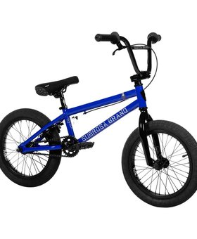 "Subrosa 2020 Subrosa Altus 16"" Gloss Blue Bike"