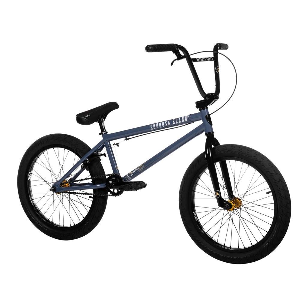 """Subrosa 2020 Subrosa Sono XL 21"""" Steele Blue Bike"""