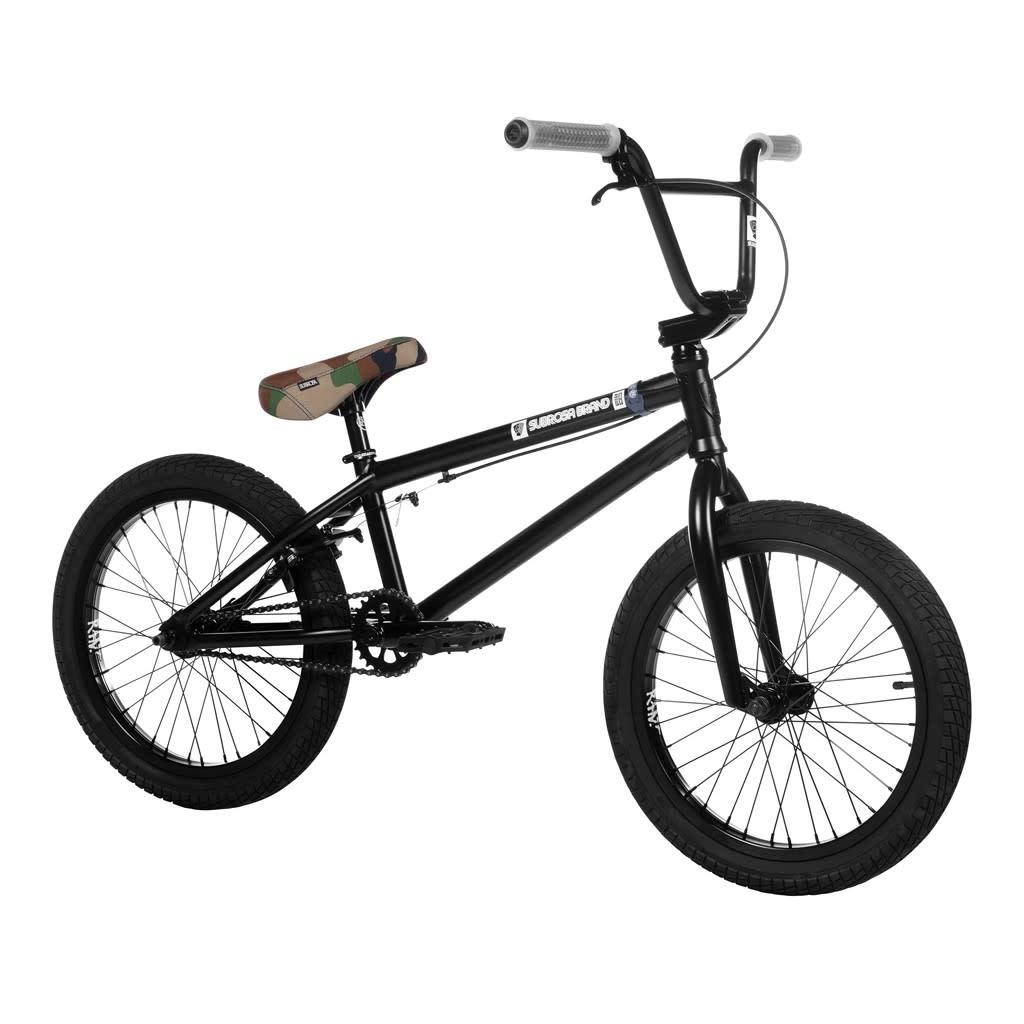 "Subrosa 2020 Subrosa Tiro 18"" Black Bike"