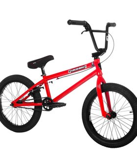 "Subrosa 2020 Subrosa Tiro 18"" Gloss Red Bike"