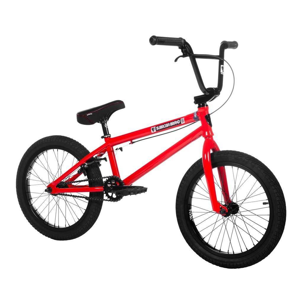 "Subrosa 2020 Subrosa Tiro 18"" Gloss Red Bike"