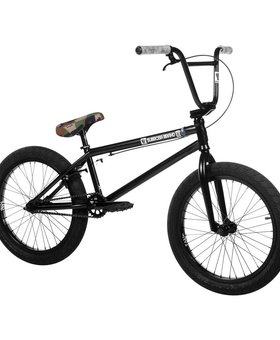 "Subrosa 2020 Subrosa Tiro XL 21"" Black Bike"