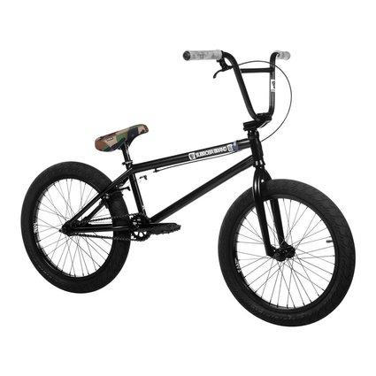 "Subrosa 2020 Subrosa Tiro XL 21"" Black Bike"