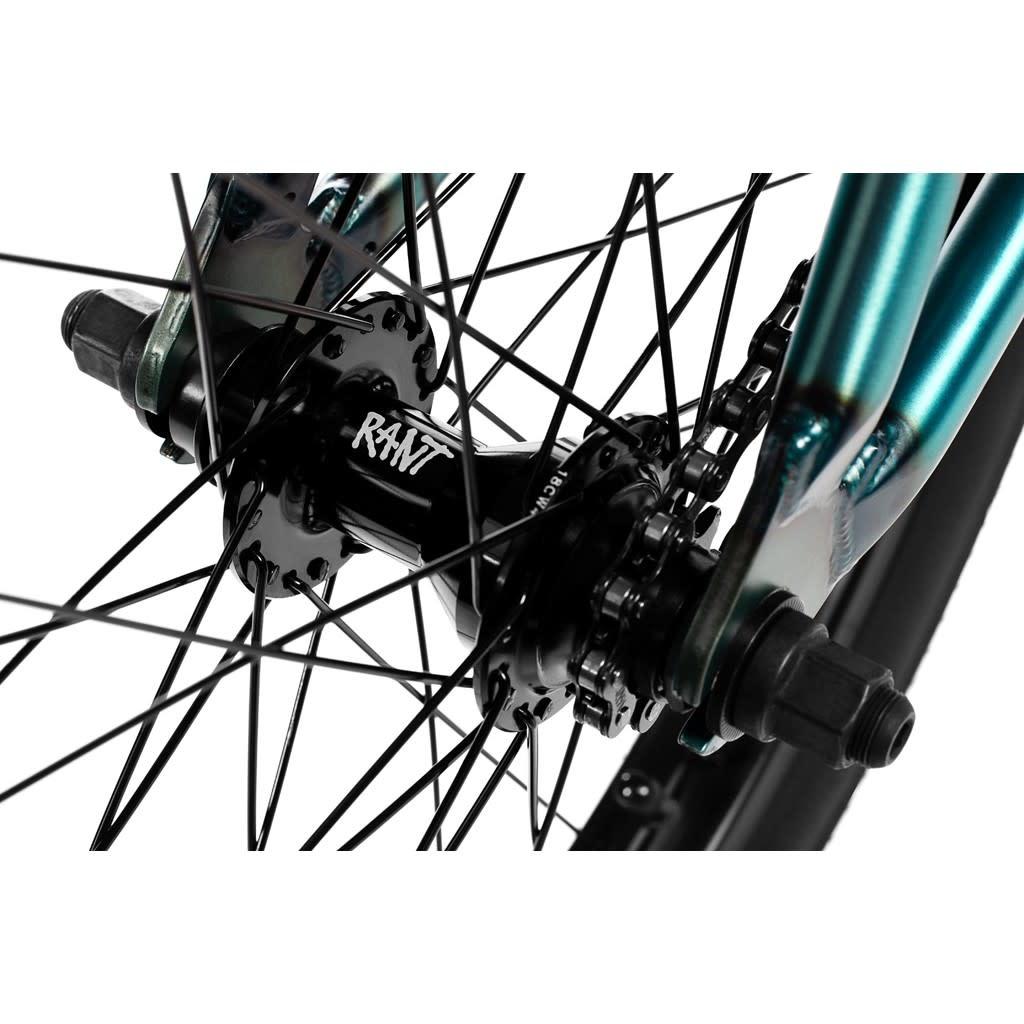 "Subrosa 2020 Subrosa Salvador XL 21"" Trans Teal Bike"