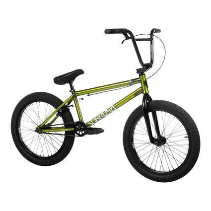 "Subrosa 2020 Subrosa Salvador 20.5"" Matte Trans Green Bike"