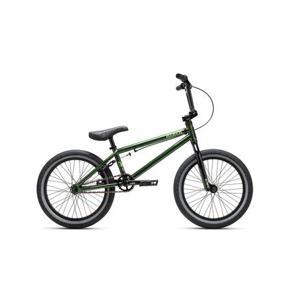 """DK 2020 DK Devo 18"""" Green Bike"""