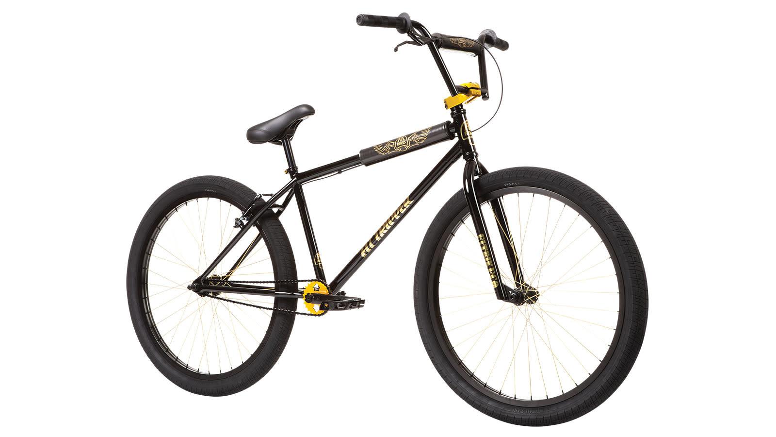 """Fit 2020 Fit Tripper 26"""" Gloss Black Bike"""