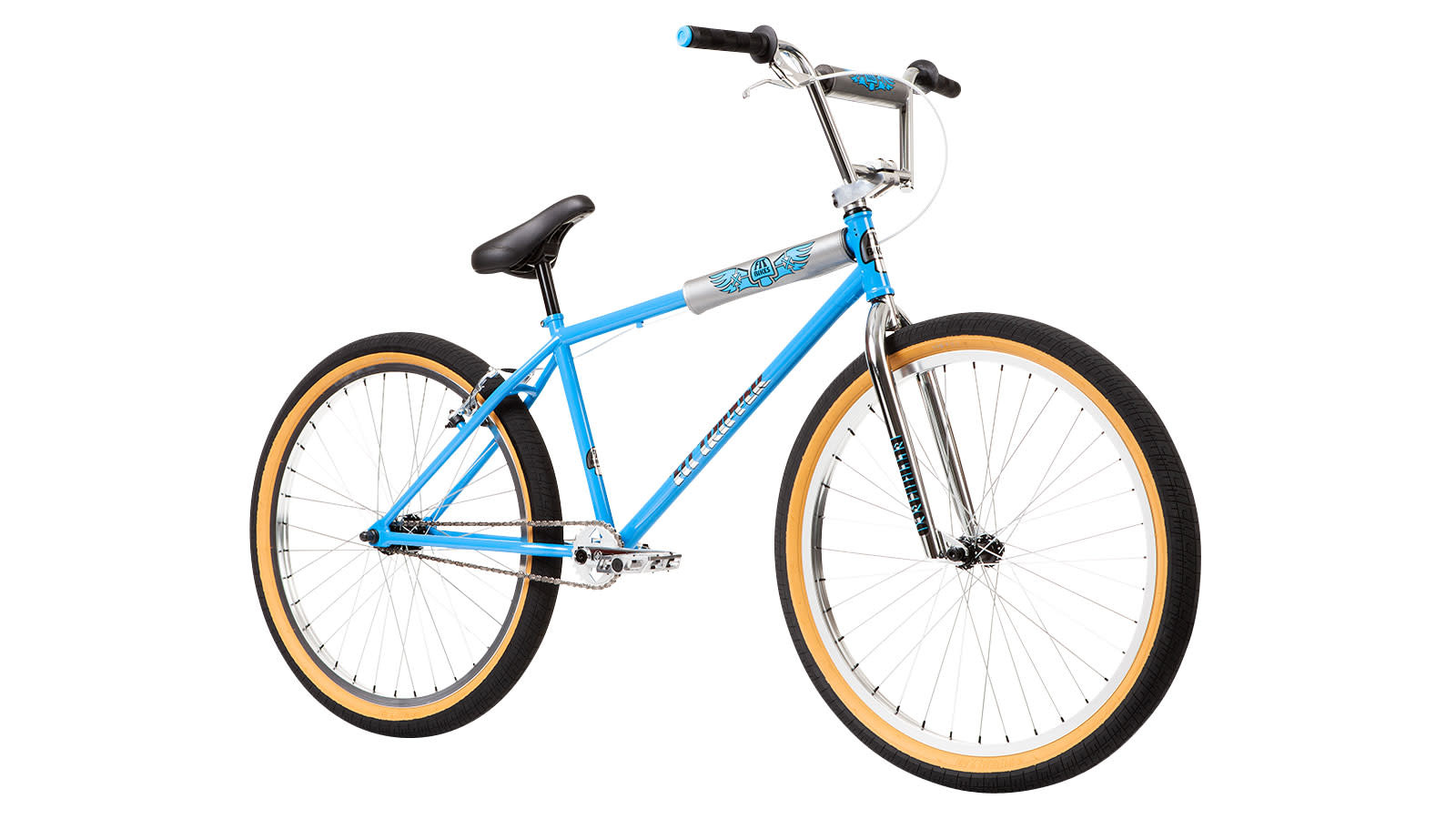 "Fit 2020 Fit Tripper 26"" Stu Blue Bike"