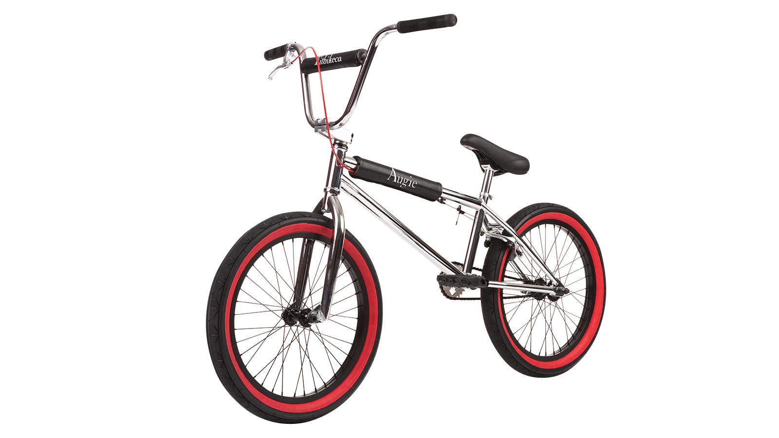 """Fit 2020 Fit Augie RHD 20.75"""" Chrome Bike"""