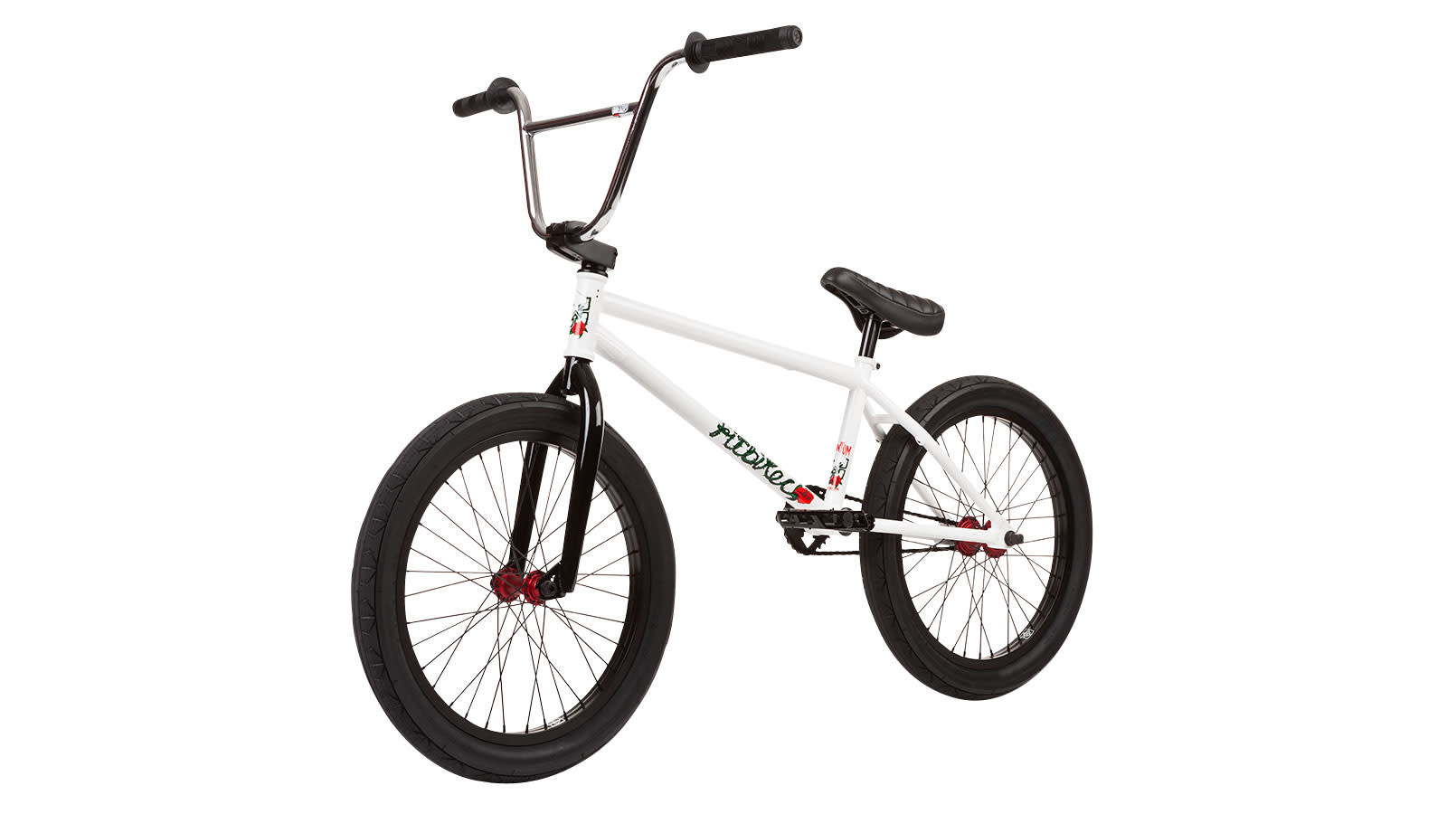 "Fit 2020 Fit Phantom RHD 21"" Gloss White Bike"
